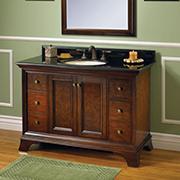 Standard bath vanity