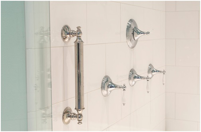 5 creative ways to incorporate designer grab bars in the